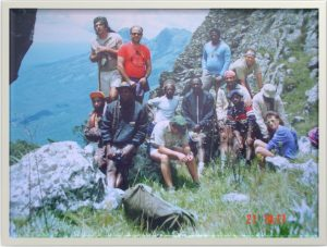 """A CORPORATE TRAINING COURSE AT OUTWARD BOUND, ZIMBABWE (From Dave Meikles talk """"Zimbabwe Outward Bound"""")"""