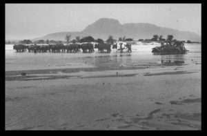 "CROSSING THE SABI RIVER (From Marie de Bruijn's talk ""Transport Routes in Gazaland"")"