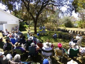 "HSZ TALK BY ROBIN TAYLOR IN HIS GARDEN (27 AUGUST 2017) ""The History of Poultry Showing in Zimbabwe"""