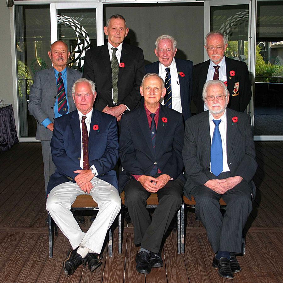 History Society of Zimbabwe Executive Committee